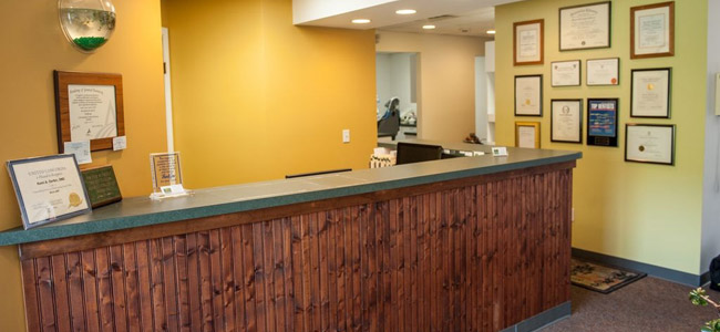 Dental office of Soams Dental Care in Brookfield and Danbury, CT