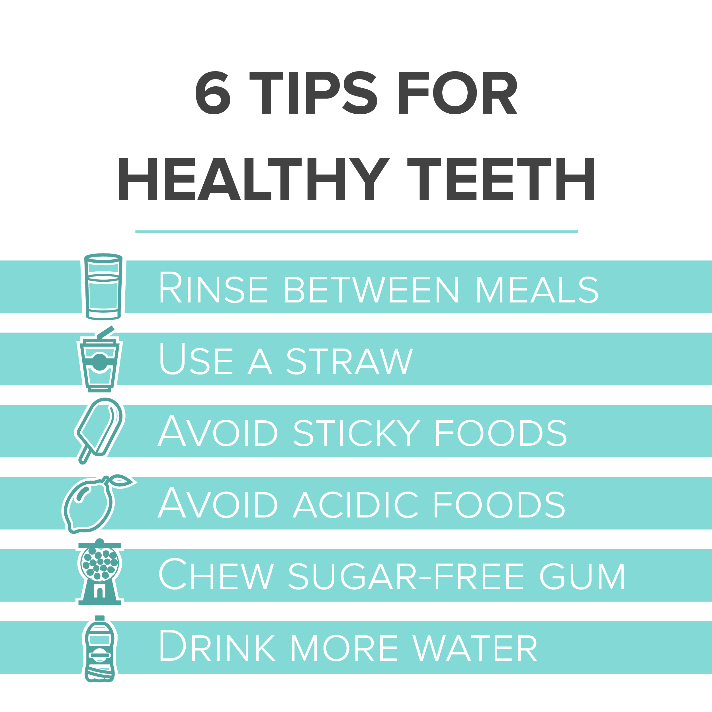 6 Simple Ways To Keep Your Teeth Where They Belong – In Your Mouth!