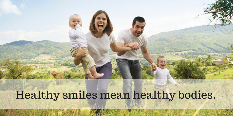 Comprehensive dentistry by our Danbury dentist provides healthy smiles and bodies.