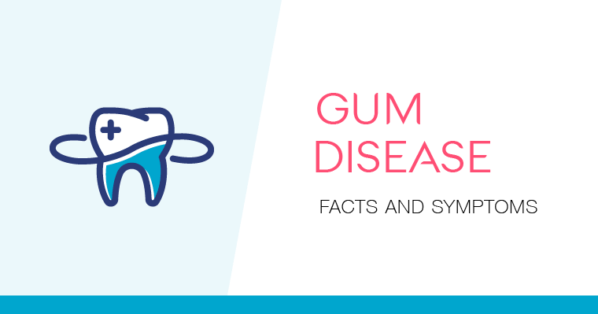 Gum disease: Facts and symptoms.